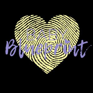 Logo Baby Blueprint - transparant